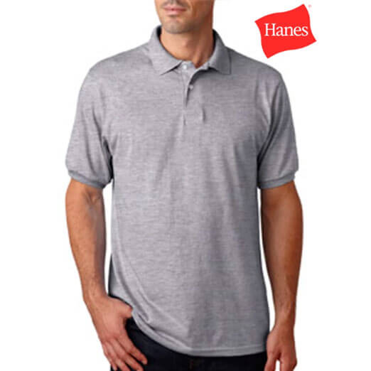 Hanes Stedman 5.2 Oz Sport Shirt