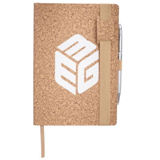 Cork Soft Journal Book