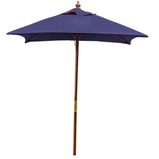 Square Market Umbrella