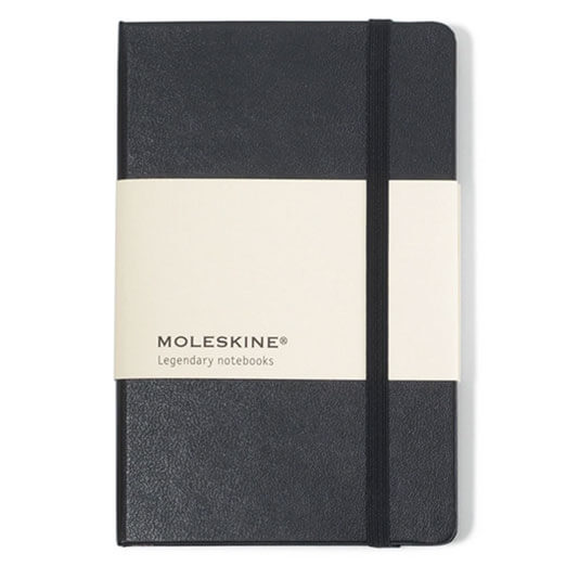 Moleskine Squared Pocket Notebook