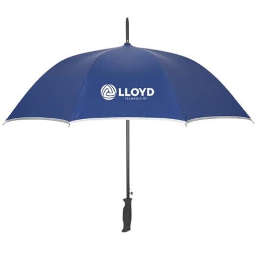 Silver Accent Umbrella