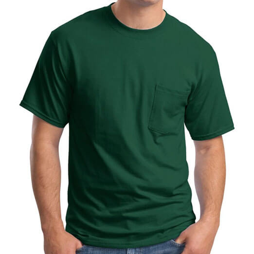 Hanes Beefy Cotton T-Shirt