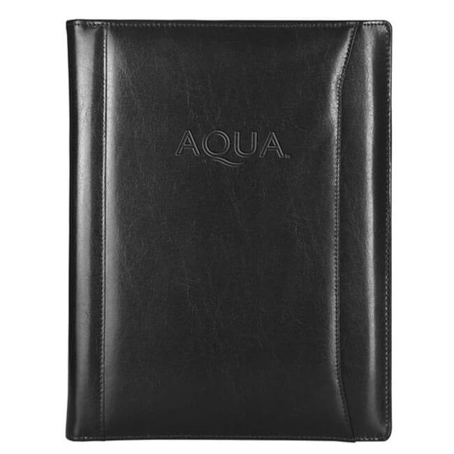 Atlantis Leather Padfolio