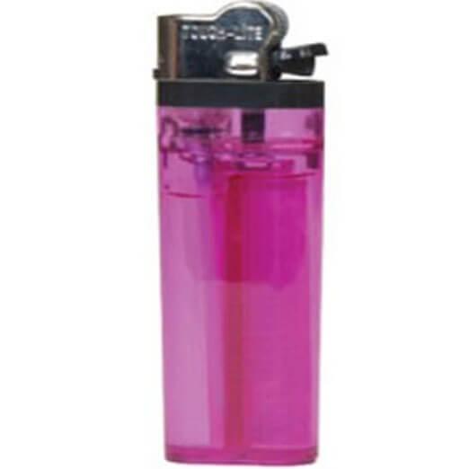 Transparent Flint Lighter