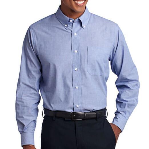 Port Authority Crosshatch Shirt