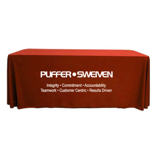 8' Custom Tablecloth