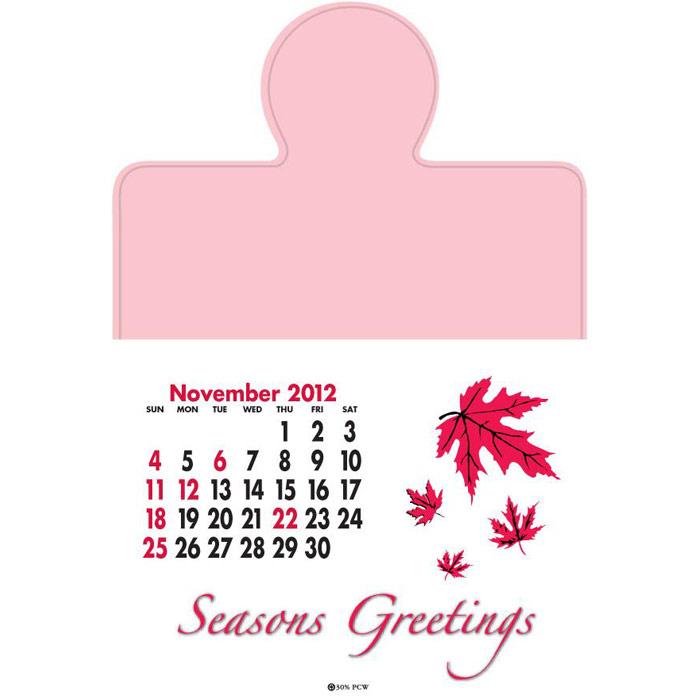 Sticker Calendars