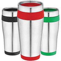 Steel Travel Mugs
