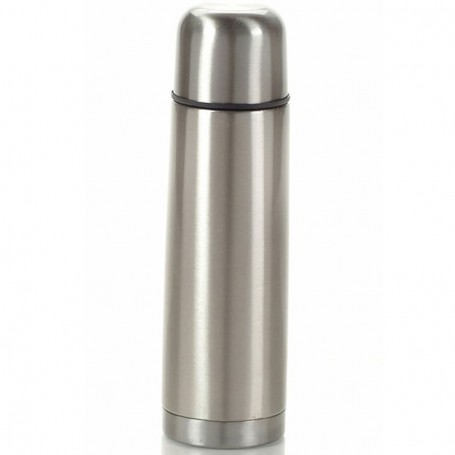 16 oz Stainless Bullet Shaped Vacuum Flask
