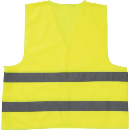 Custom Printed Safety Vest