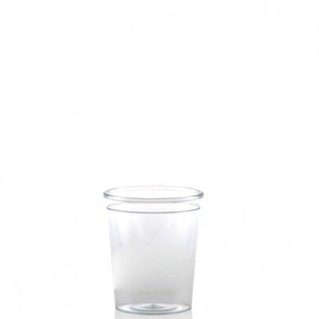2 oz. Clear Plastic Shot Cups