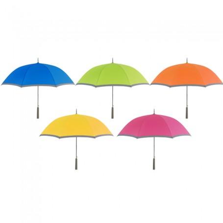 "Custom 46"" Arc Two-Tone Umbrella"