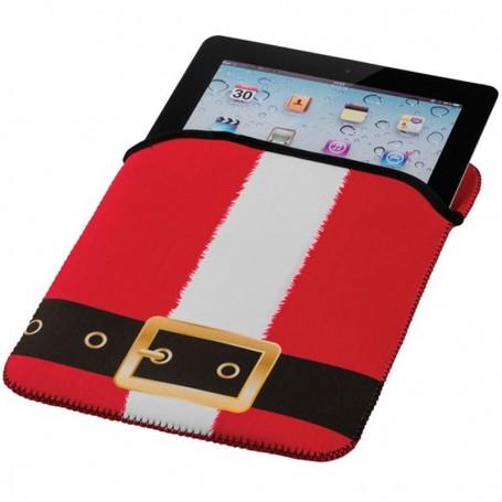 Custom Logo Santa Case for iPad
