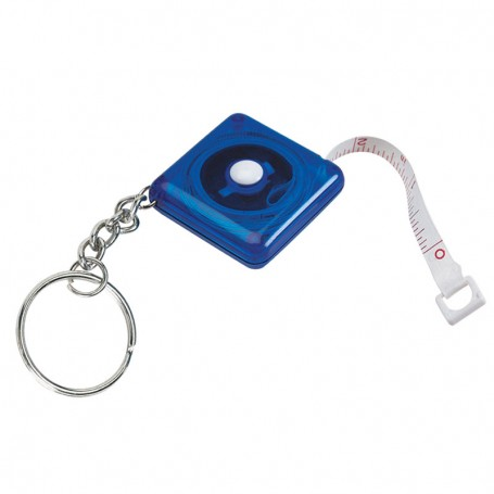 Customizable Tape-A-Matic Key Tag