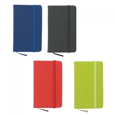 "Imprintable 3"" X 5"" Journal Notebook"