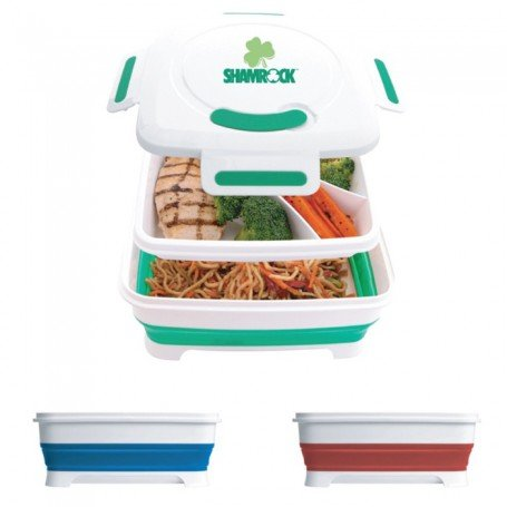 Monogrammed Corsicana Lunch Box