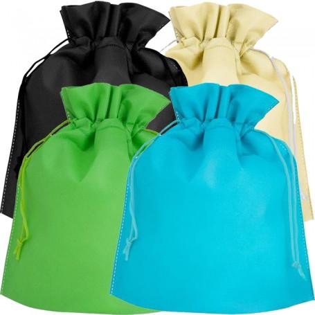 Monogrammed Poly Pro Cinch Gift Bag