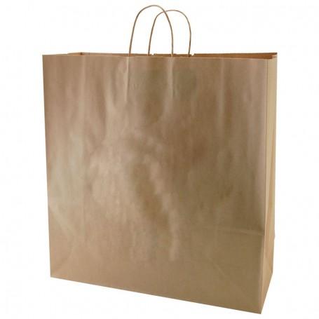 Logo Recycled Natural Kraft Bags