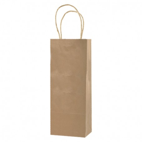 Promotional Recycled Natural Kraft Bags