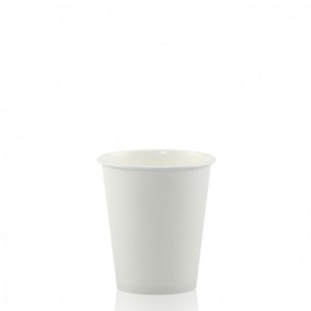 6 oz. White Paper Cups