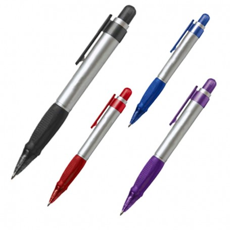 Logo-Printed-Retractable-Transluscent-Pen