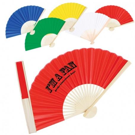 Printed Folding Fan