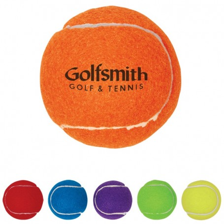 Synthetic Promotional Tennis Ball