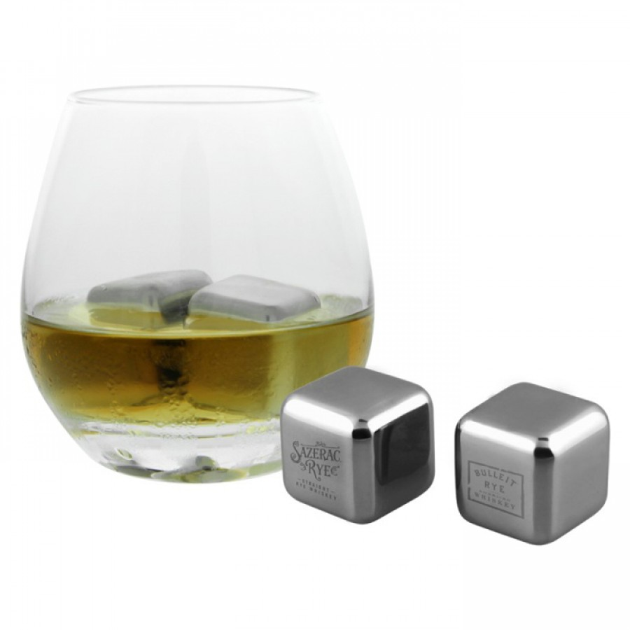 Promotional Stainless Steel Ice Cube