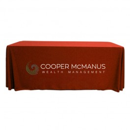Value Full Color 6' Throw Style Table Covers