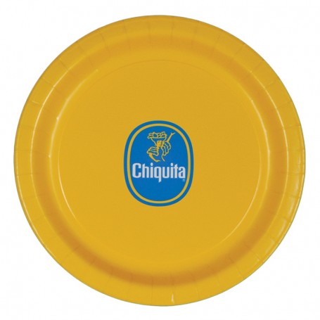 """9"""" Coated Paper Plates"""