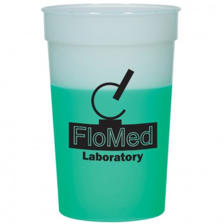 Personalized 22 Oz. Mood Stadium Cup