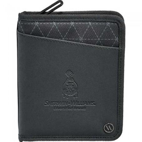 Customizable Elleven™ Traverse RFID Passport Wallet