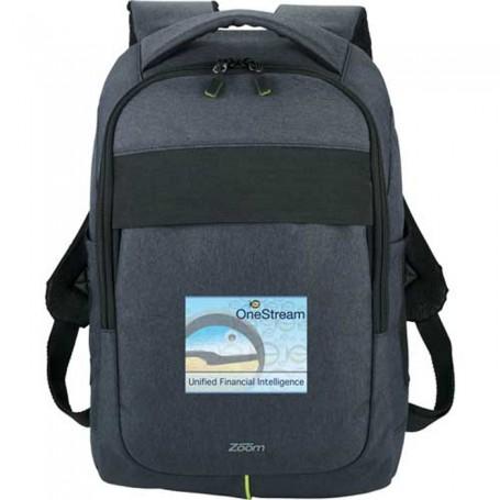 Custom Logo Zoom™ Power Stretch Compu-Daypack