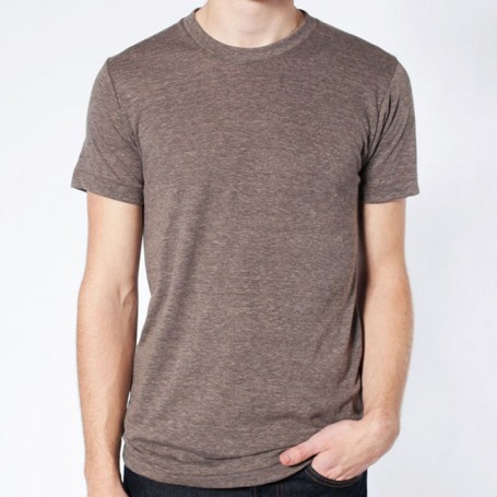 American Apparel TR401 / Tri-Blend Short Sleeve Track Tee