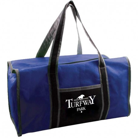 Custom Printed Eco-Friendly Duffel Bag