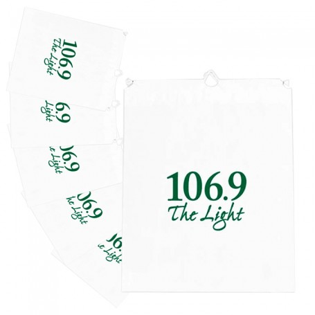 Printed Cotton Drawcord Handle Bags
