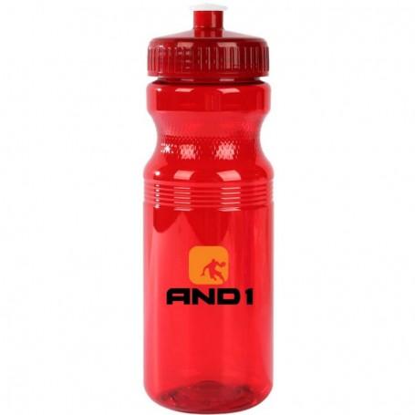 24 oz. Plastic Water Bottles