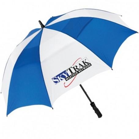 "Printable Ultra Force 58"" Arc Golf Umbrella"