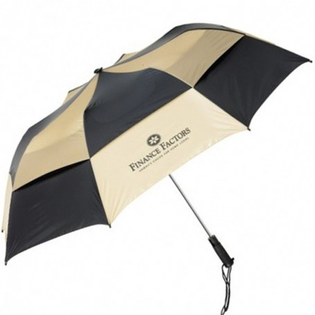 "Printed Champ 58"" Arc Golf Umbrella"