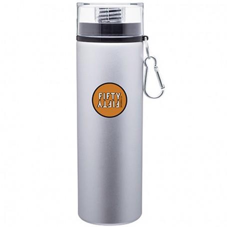 h2go Silver Trek Bottle