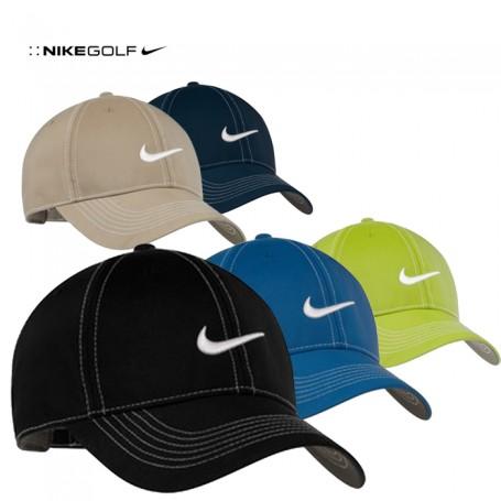 NIKE Golf DriFIT Swoosh Front Cap