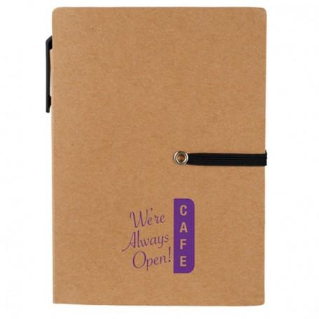 Printed Stretch Notebook