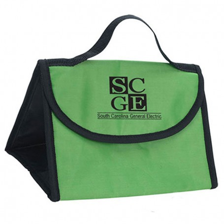 Printed Container And Lunch Bag Combo