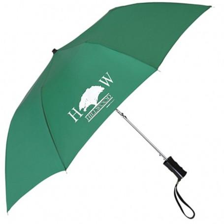 "Telescopic 36"" Arc Automatic Folding Umbrella"