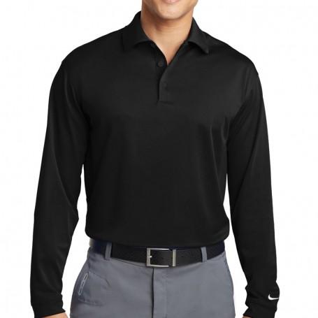 Nike Golf Long Sleeve Dri-FIT Stretch Tech Polo (Apparel)