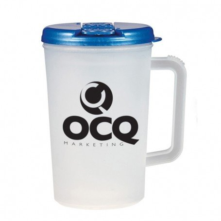 Promotional 34 Oz. Double Wall Tumbler With Handle