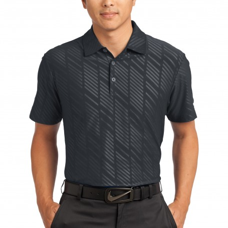 Nike Golf Dri-FIT Embossed Polo (Apparel)