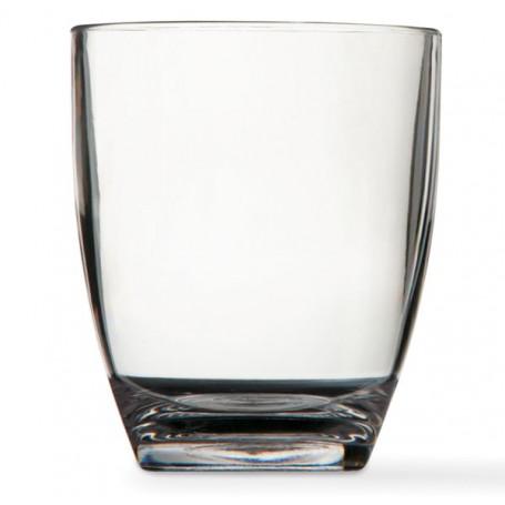12oz Acrylic Rocks Glass