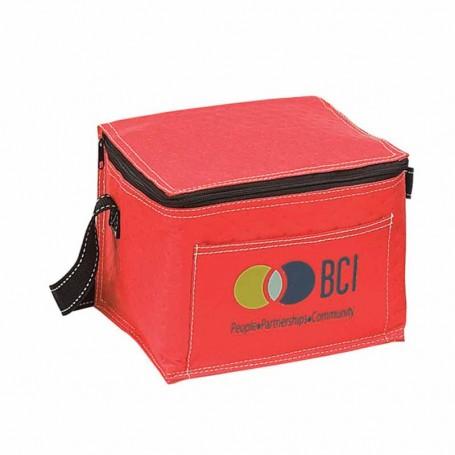 Custom Printed 6-Pack Lunch Cooler