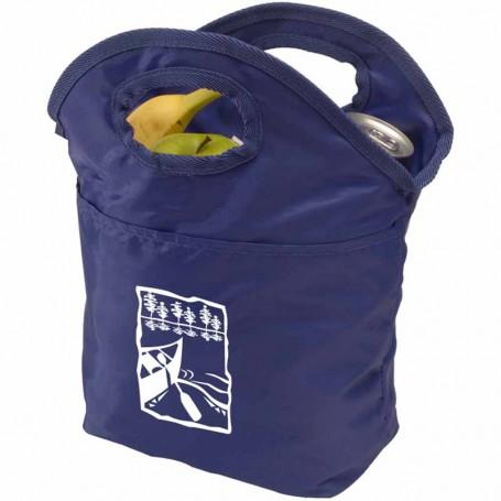 Imprinted Clutch Lunch Bag